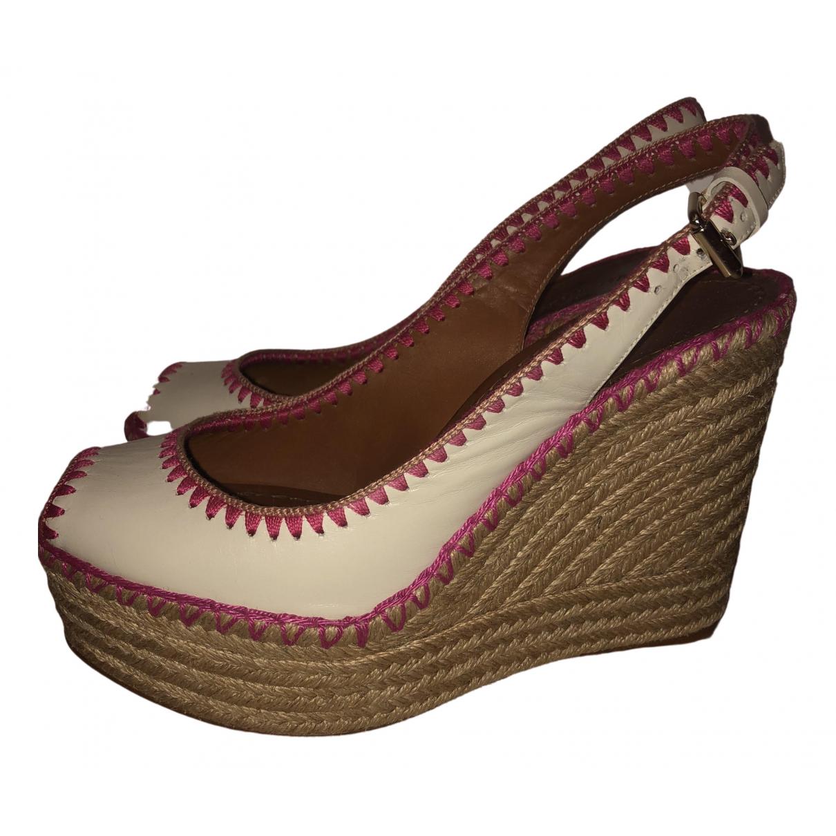 Sandalias de Cuero Valentino Garavani