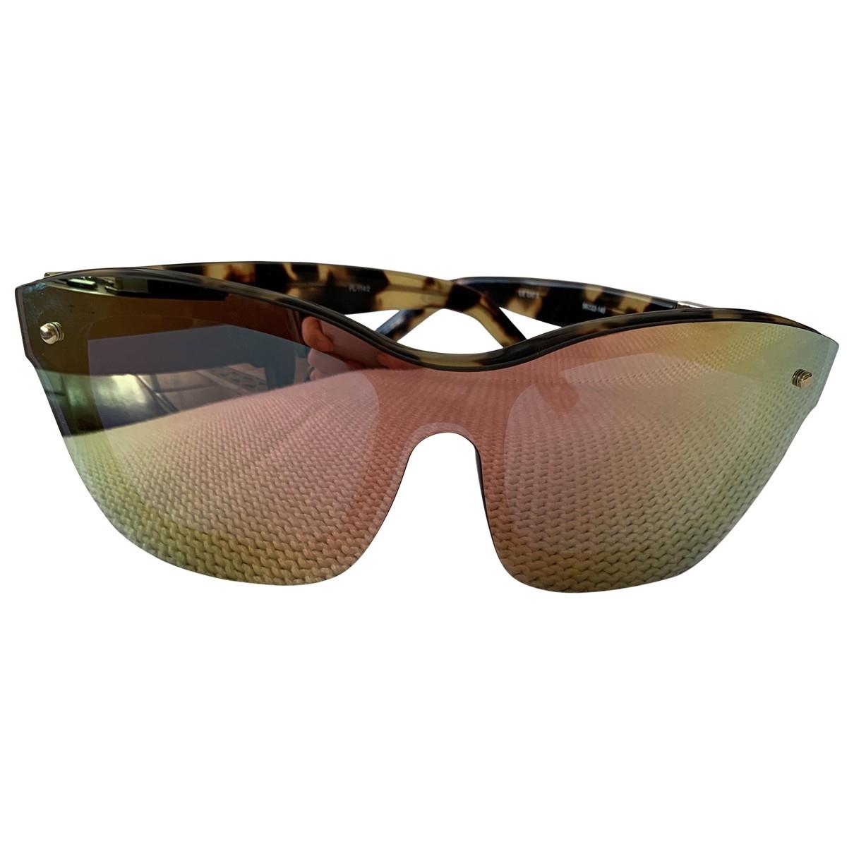 3.1 Phillip Lim \N Sonnenbrillen in  Bunt Kunststoff