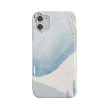 1 Stueck iPhone Schutzhuelle mit Farbblock Muster