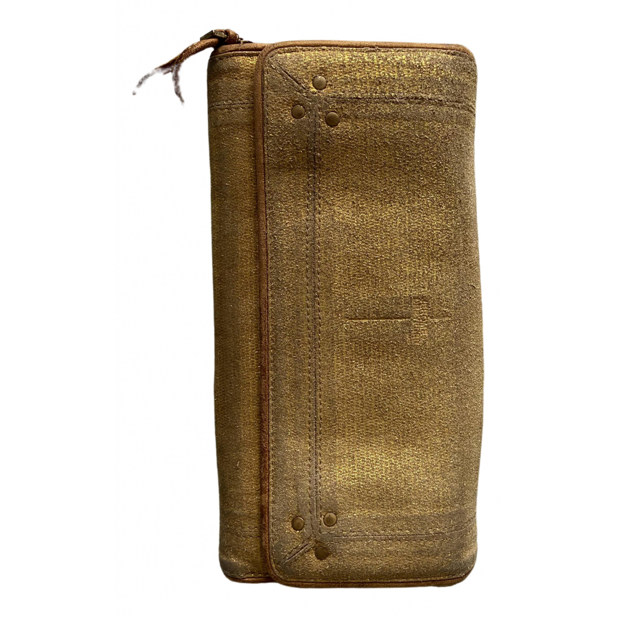 Jerome Dreyfuss N Gold wallet for Women N