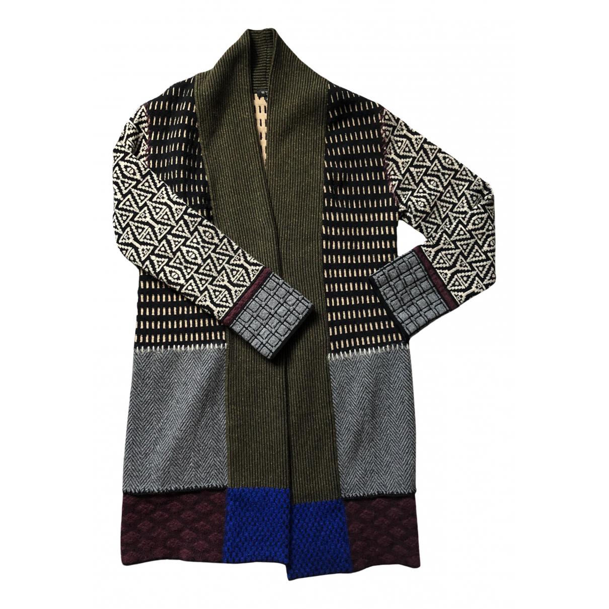 Etro - Veste   pour femme en laine - gris