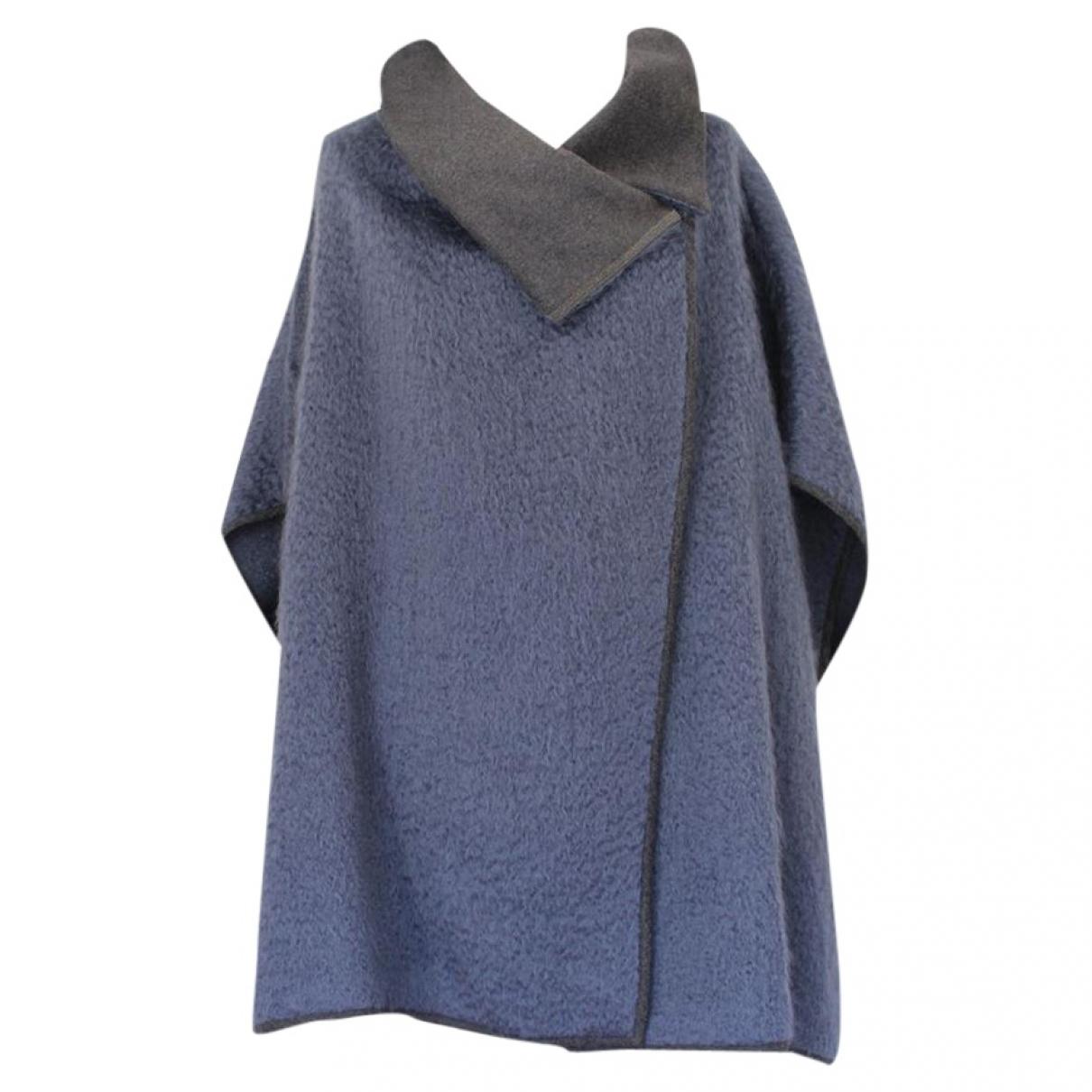 Fabiana Filippi \N Blue Wool jacket for Women One Size International