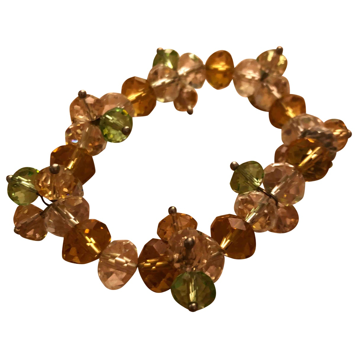 - Bracelet   pour femme en cristal - multicolore