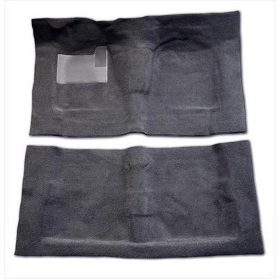 Nifty Pro-Line Lower Door Panel Carpet (Charcoal) - 120113