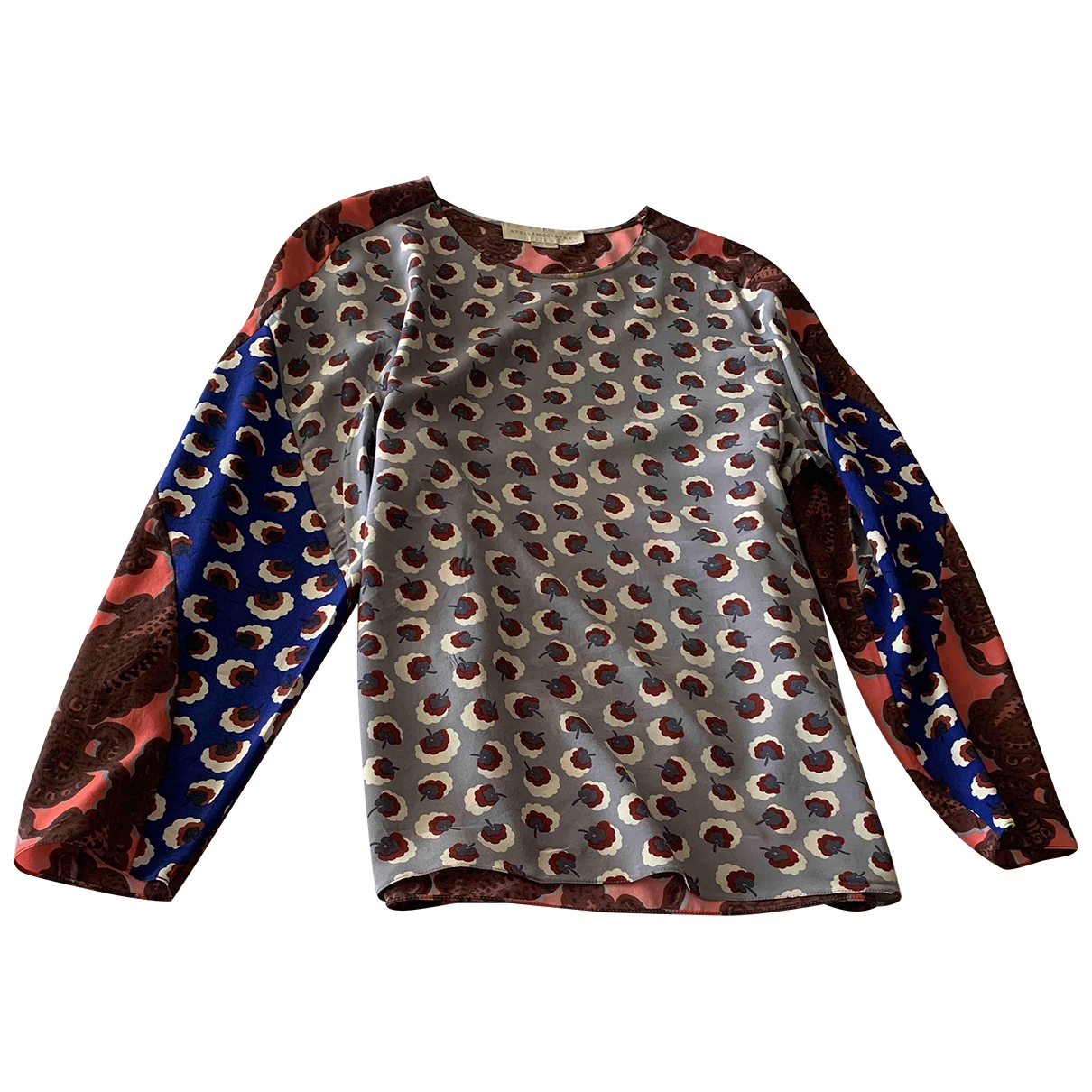 Stella Mccartney \N Multicolour Silk  top for Women 40 IT