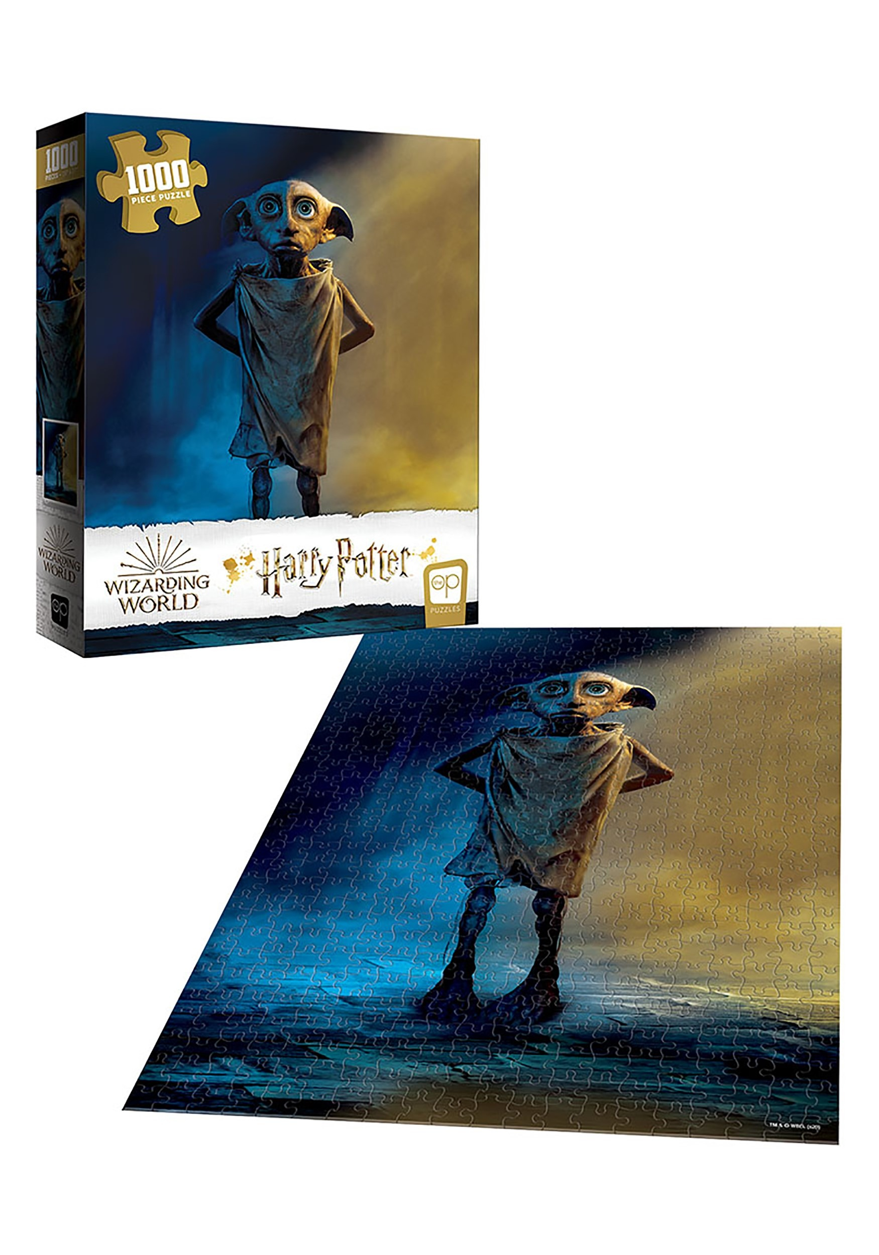 Dobby Harry Potter 1000 Piece Jigsaw Puzzle