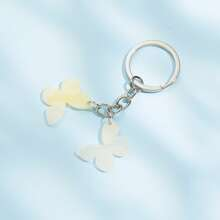 Butterfly Charm Keychain