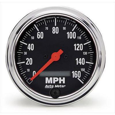 Auto Meter Traditional Chrome Series Speedometer - 2489