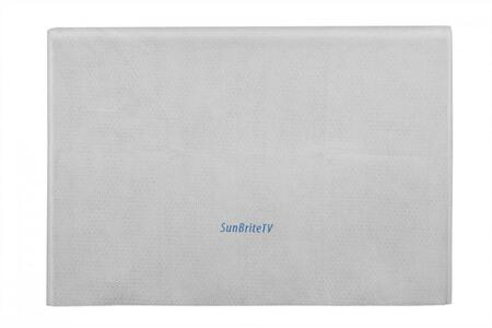 SB-DC-VS-43A Gray Premium Outdoor Dust Cover for Landscape SB-S-43-4K /