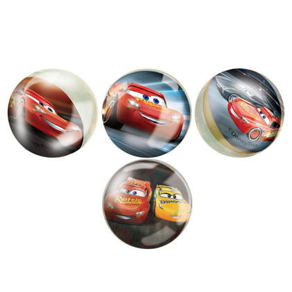 Cars 4 Bounce Balls For Birthday Party