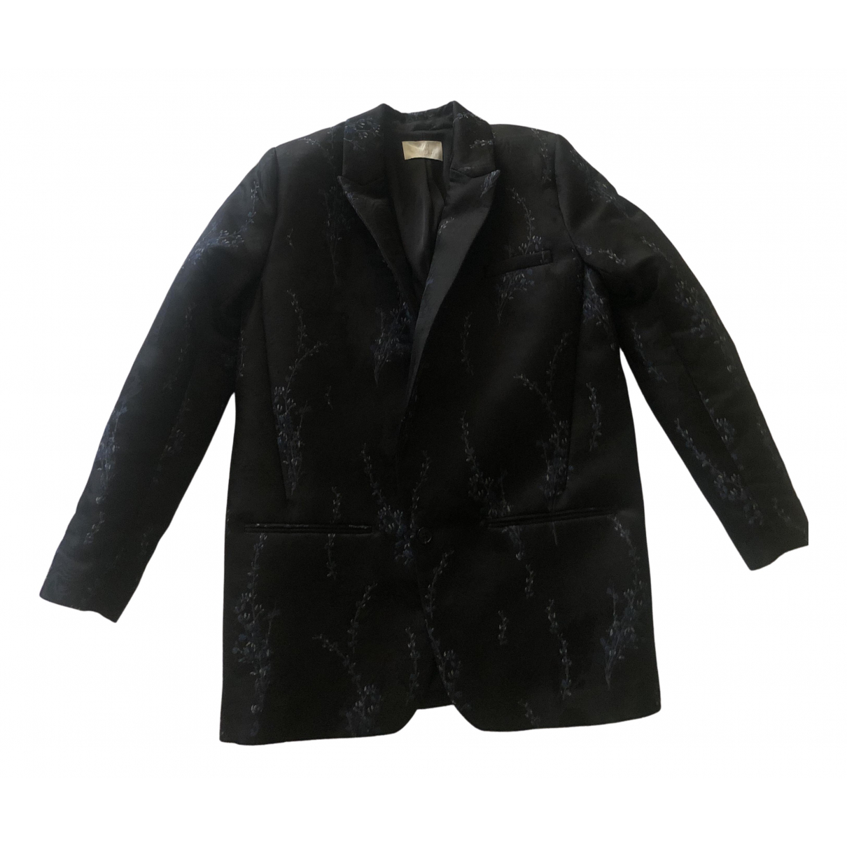 H&m Conscious Exclusive N Black jacket for Women 36 FR