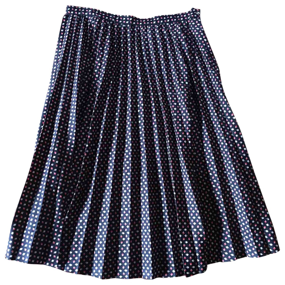 Non Signé / Unsigned \N Black skirt for Women 42 IT