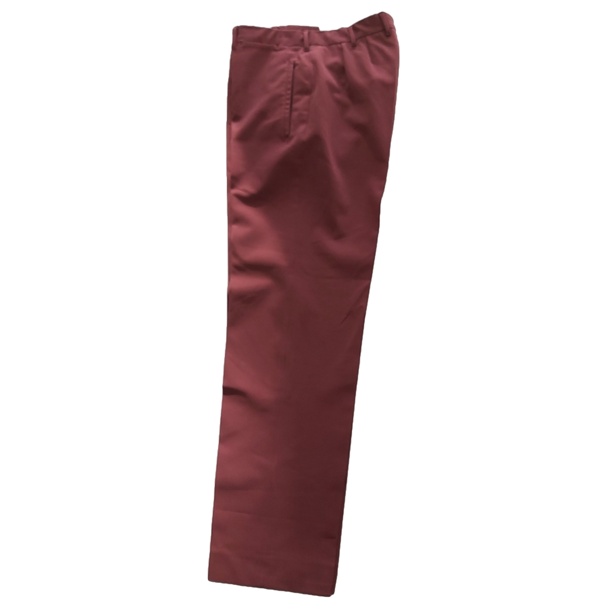 Prada \N Trousers for Men 46 FR