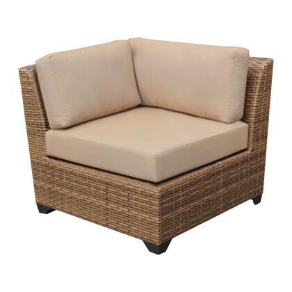TKC025b-CS-DB Laguna Corner Sofa 2 Per Box with 1 Cover in