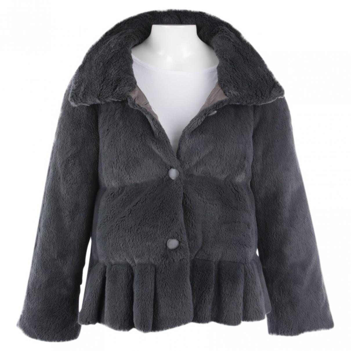 Armani Collezioni \N Blue jacket for Women 36 FR