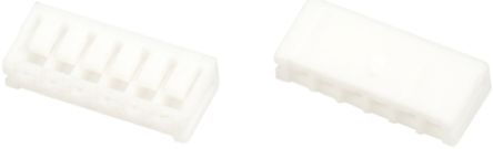 JST , SZN Connector Housing, 1.5mm Pitch, 6 Way, 1 Row (10)