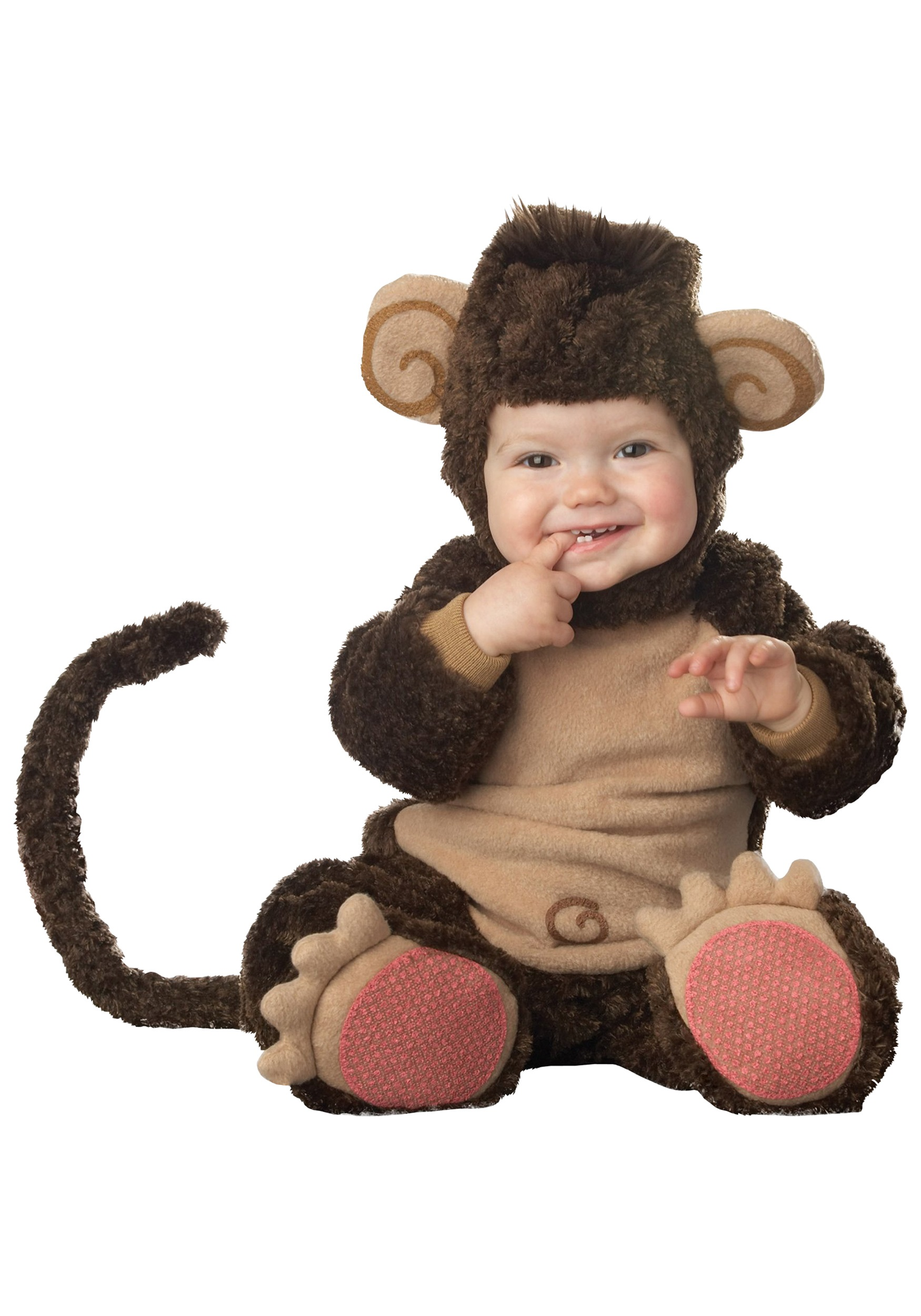 Lil Monkey Costume For Baby