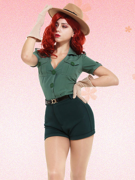 Milanoo Quien engaño a Roger Rabbit Jessica Rabbit Outfit Cosplay Disfraz Halloween