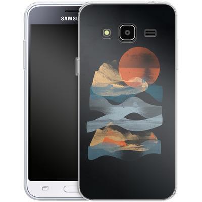 Samsung Galaxy J3 (2016) Silikon Handyhuelle - Descend von ND Tank