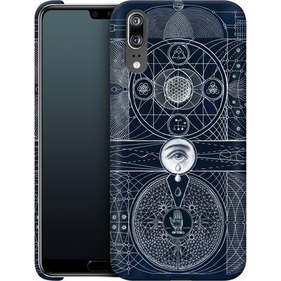 Huawei P20 Smartphone Huelle - Eternal Universe von Daniel Martin Diaz