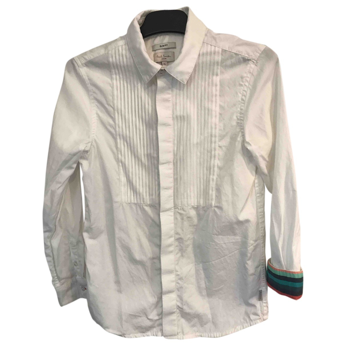 Paul Smith N White Cotton  top for Kids 8 years - up to 128cm FR
