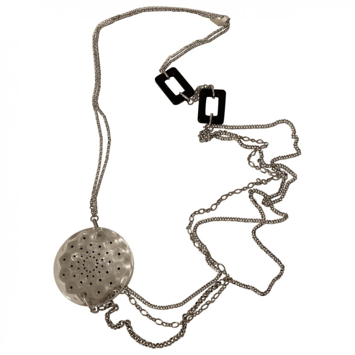 Collar de Plata Lalique