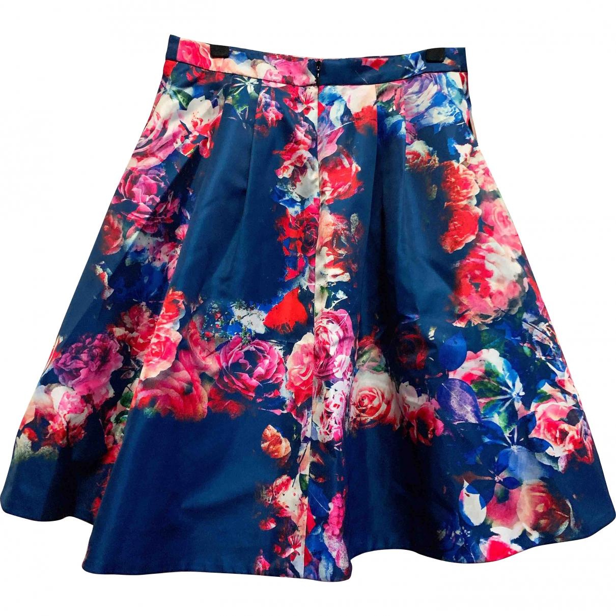 Msgm \N Blue skirt for Women 40 IT