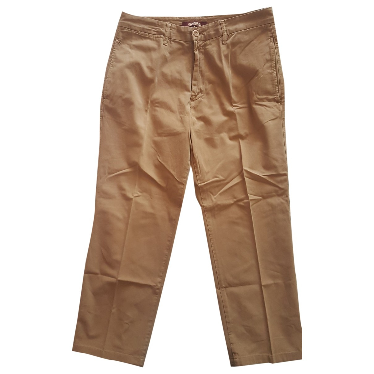 Carrera \N Cotton Trousers for Men 50 IT
