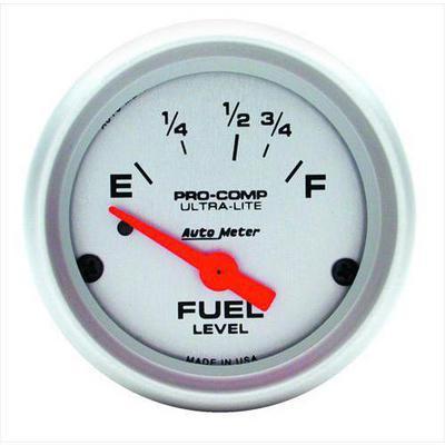 Auto Meter Ultra-Lite Series Fuel Gauge - 4315