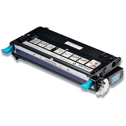Dell RF012 310-8095 cartouche de toner e cyan