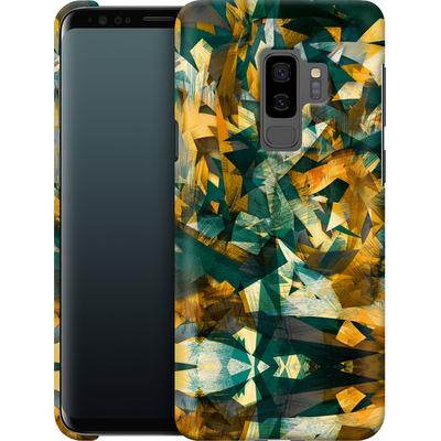 Samsung Galaxy S9 Plus Smartphone Huelle - Raw Texture von Danny Ivan
