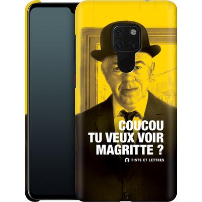 Huawei Mate 20 Smartphone Huelle - Tu Veux Voir Magritte von Fists Et Lettres