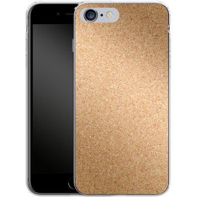 Apple iPhone 6 Plus Silikon Handyhuelle - Cork von caseable Designs