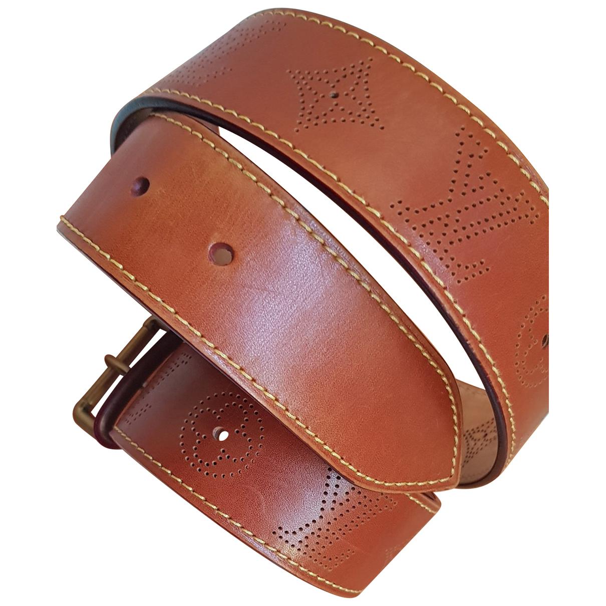 Cinturon de Cuero Louis Vuitton