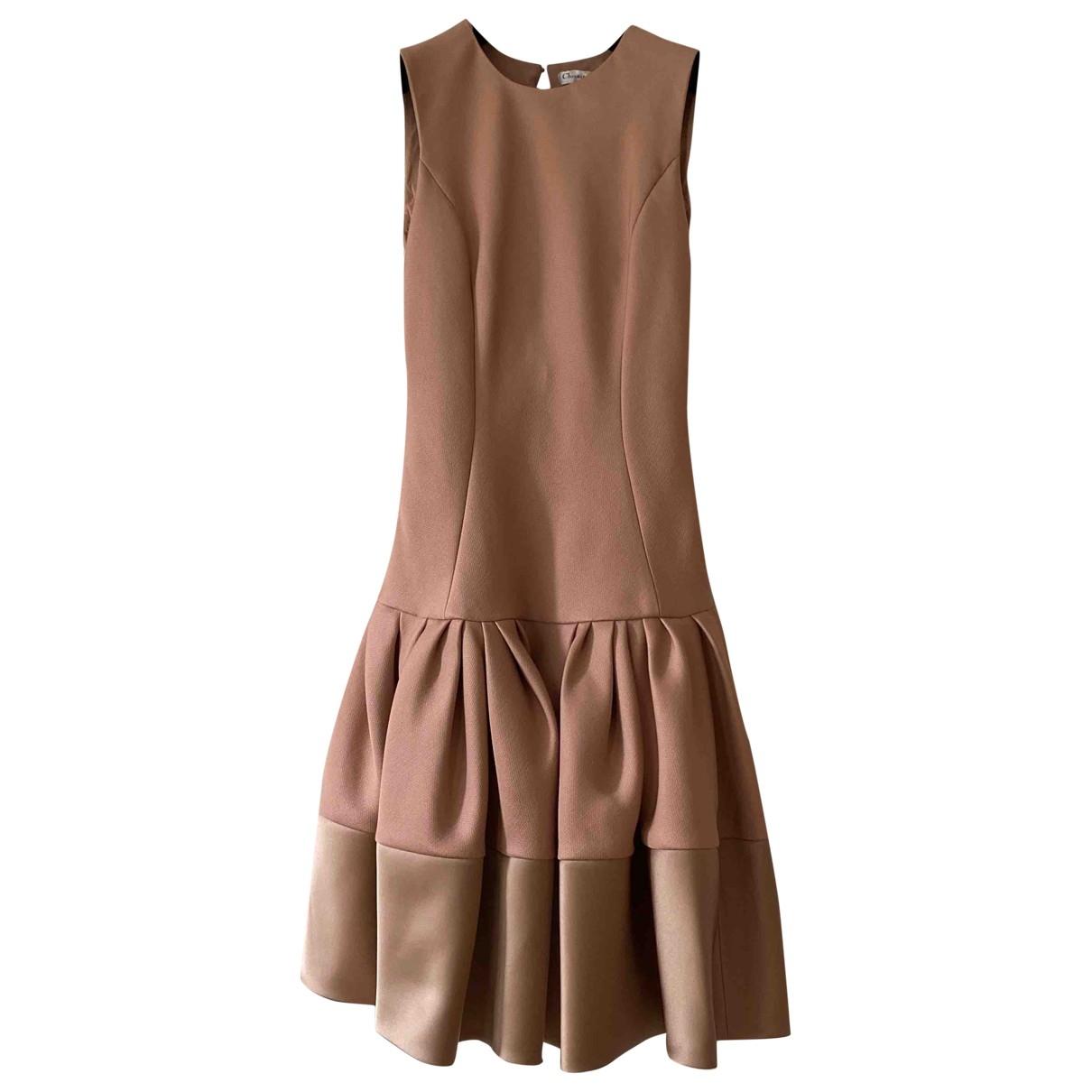 Dior \N Kleid in  Rosa Baumwolle
