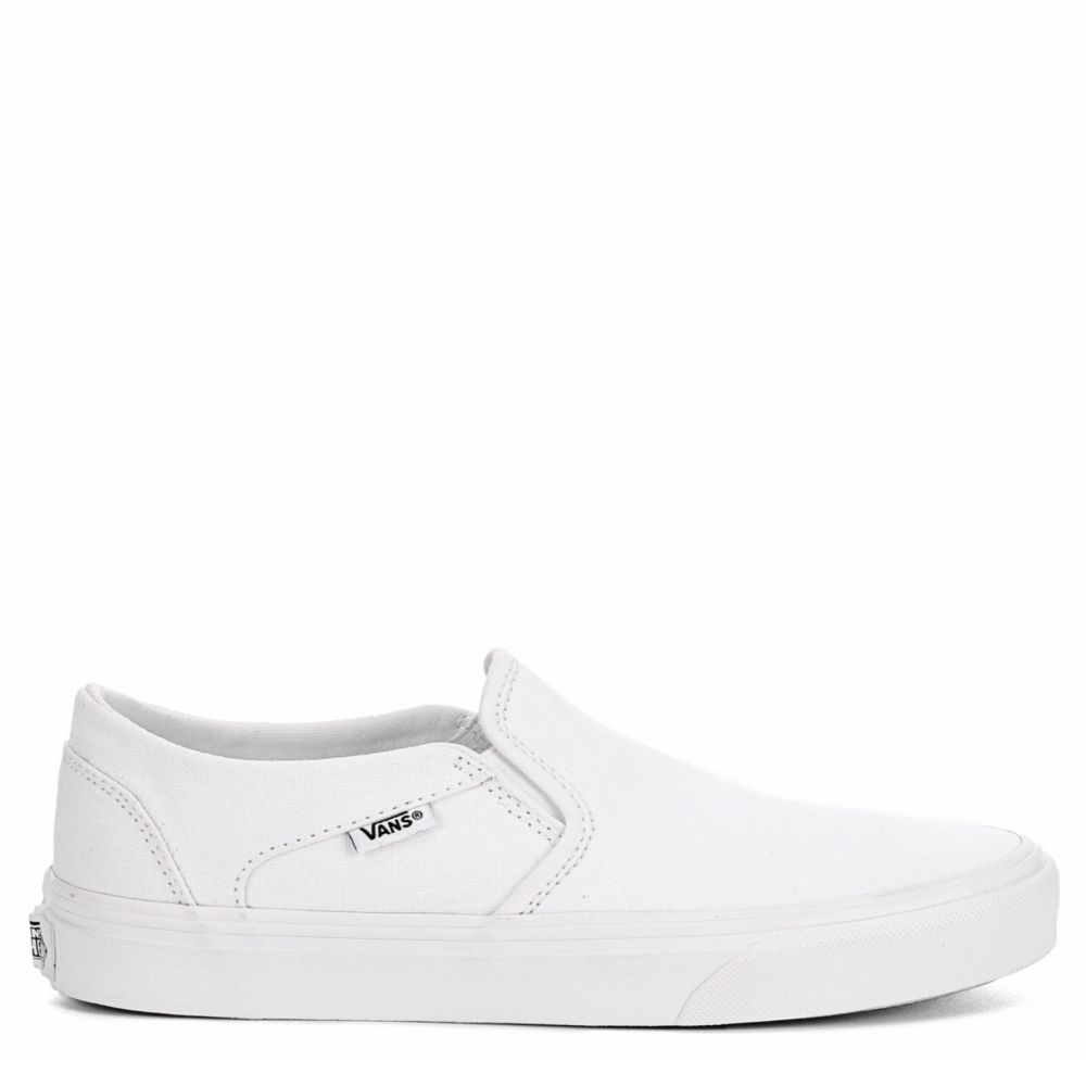 Vans Womens Asher Slip-On Shoes Sneakers