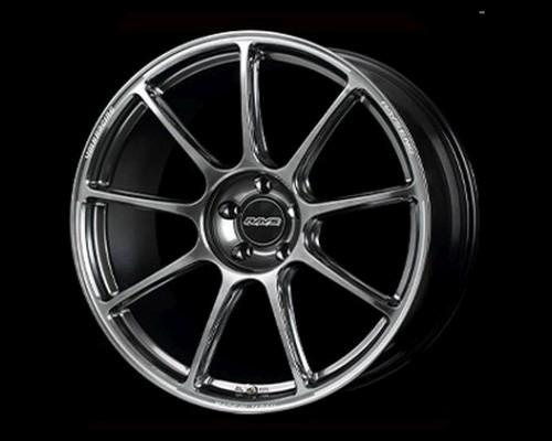 Volk Racing WK09BY26MME GT090 Wheel 21x10 5x112 26mm Brightening Metal Dark
