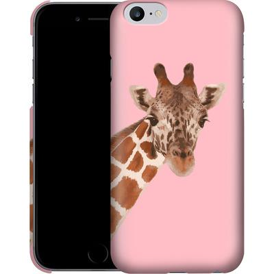 Apple iPhone 6s Plus Smartphone Huelle - Giraffe Pride  von Mukta Lata Barua