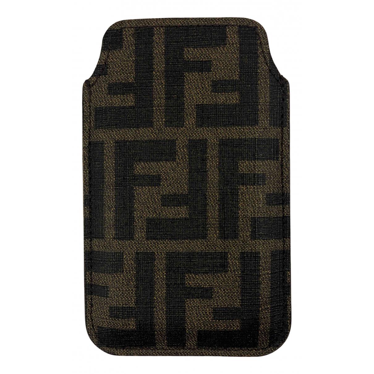 Fendi N Brown Cloth Accessories for Life & Living N