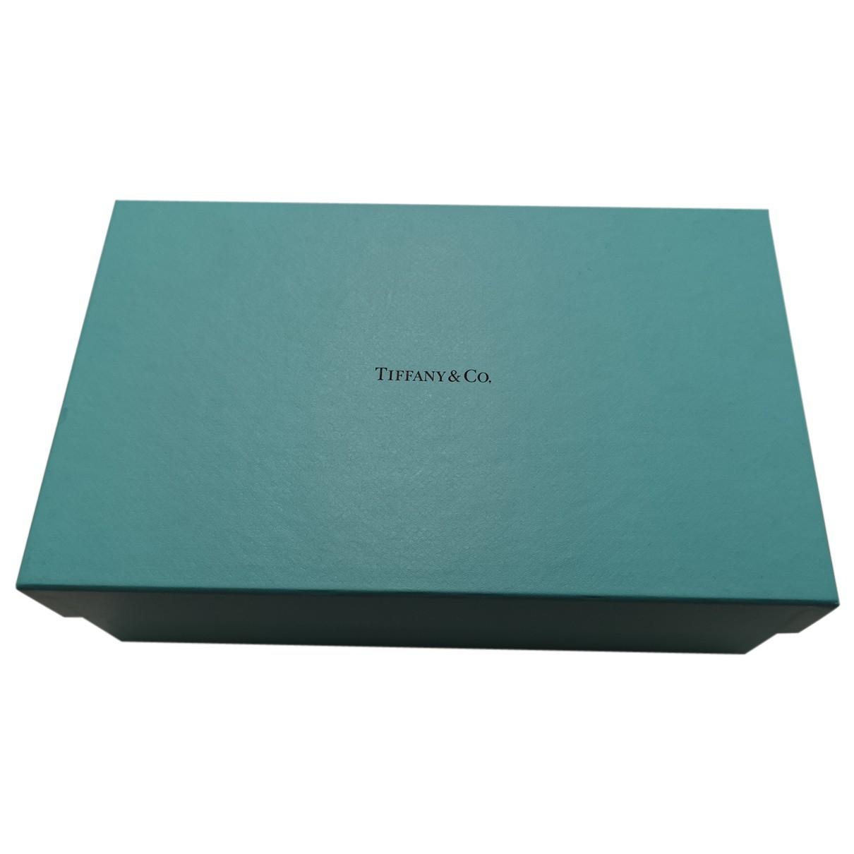 Tiffany & Co - Objets & Deco   pour lifestyle en coton - bleu