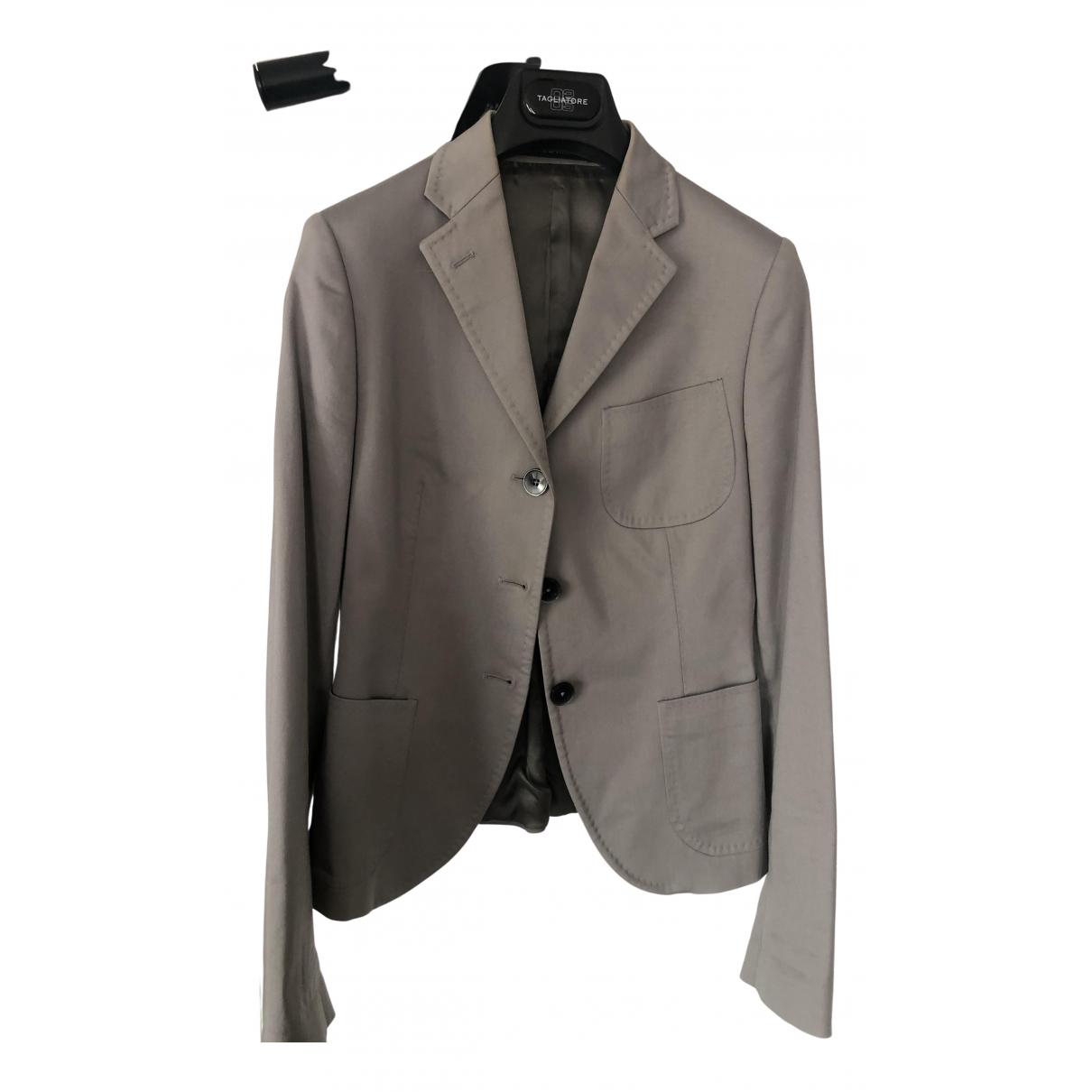 Tagliatore - Veste   pour femme en coton - gris