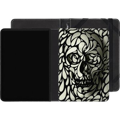 Kobo Glo eBook Reader Huelle - Skull von Ali Gulec