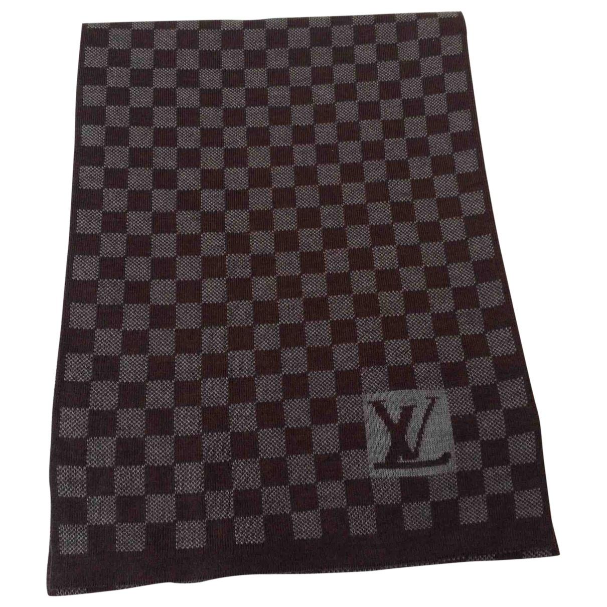 Louis Vuitton \N Tuecher, Schal in  Bunt Wolle