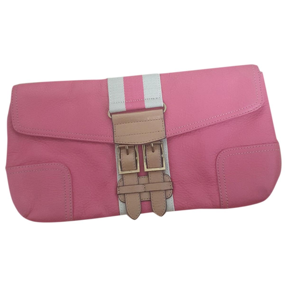 Tommy Hilfiger N Leather Clutch bag for Women N