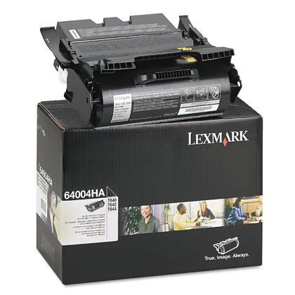 Lexmark 64004HA cartouche de toner du programme retour originale noire haute capacité