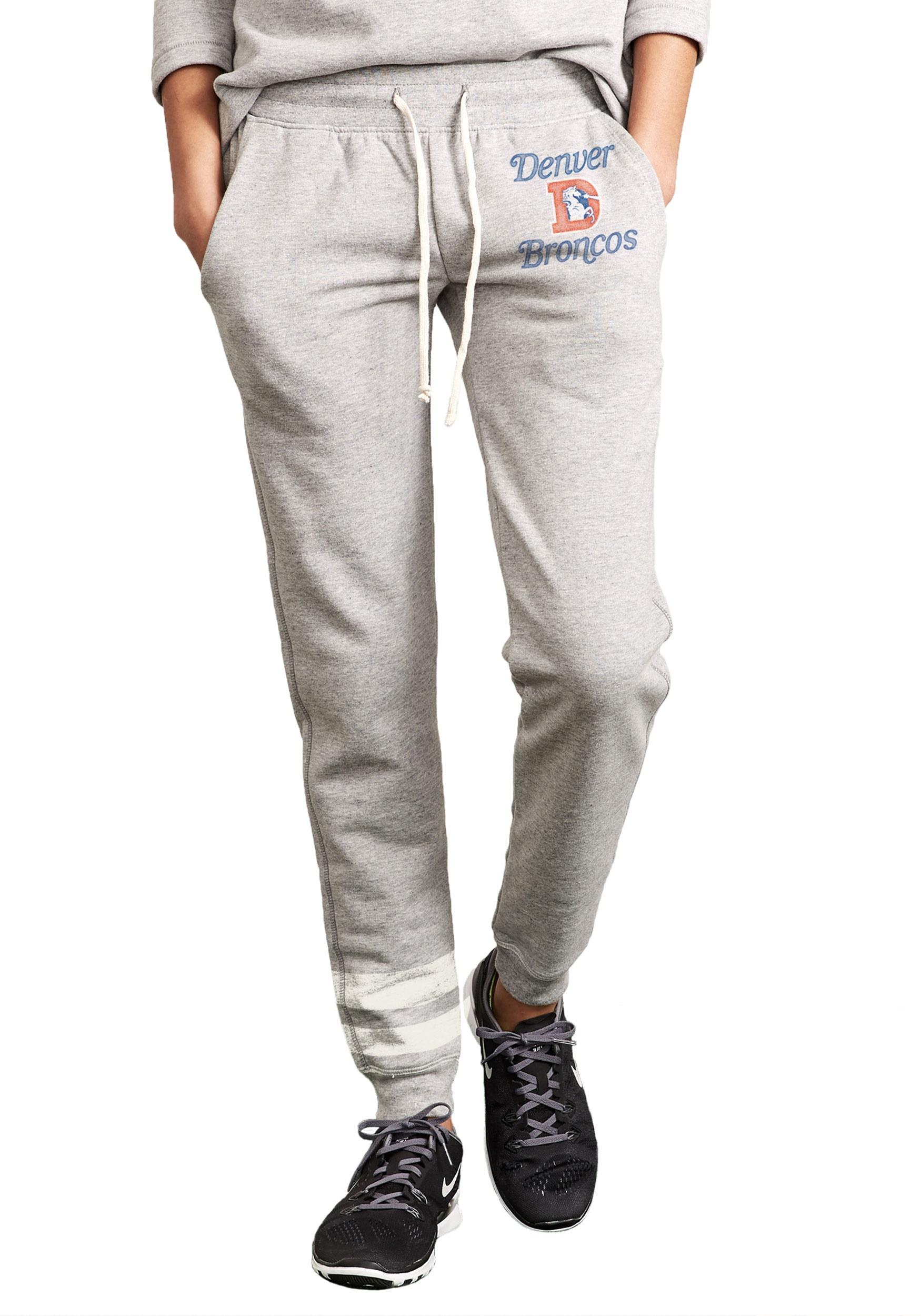 Denver Broncos Sunday Sweat Pants for Women