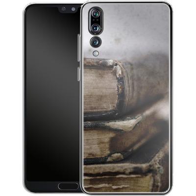 Huawei P20 Pro Silikon Handyhuelle - Ordnung Ist Das Halbe Wohnen von Marie-Luise Schmidt