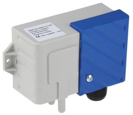 Gems Sensors Pressure Sensor for Air, Non-Conductive Gas , 1000Pa Max Pressure Reading Analogue