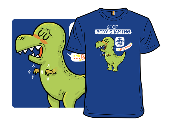 Rex Shaming T Shirt