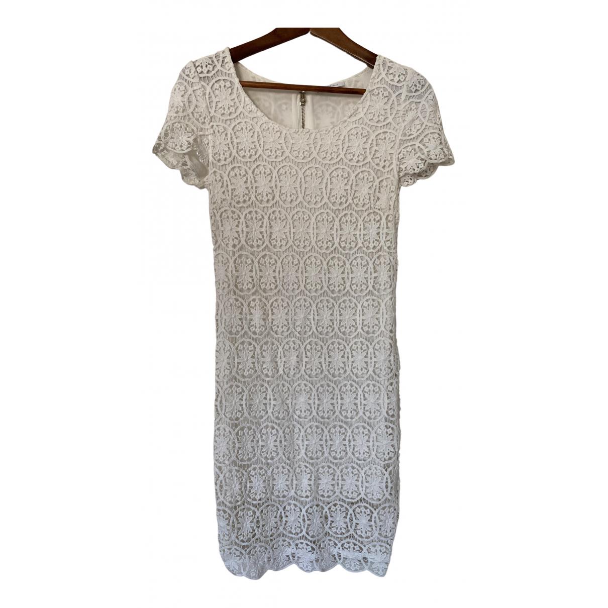 Patrizia Pepe - Robe   pour femme en coton - blanc
